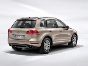 noul VW Touareg 2010