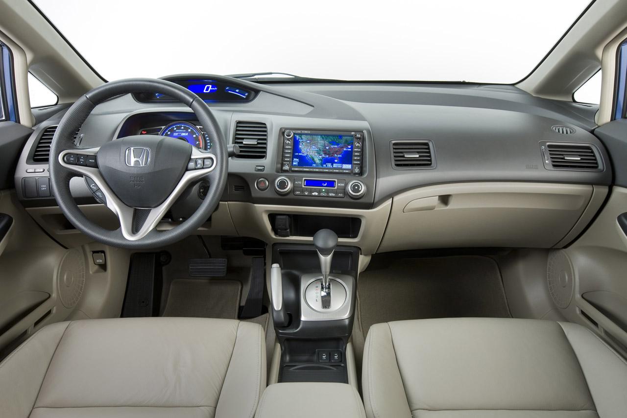 Honda Civic Hybrid Versus 187 Catalog Auto